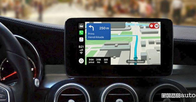 Navigatore auto, le migliori App che lo sostituiscono